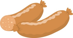 Sausage clipart #18, Download drawings