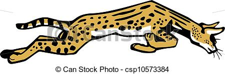 Serval clipart #6, Download drawings