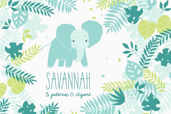 Savannah clipart #11, Download drawings