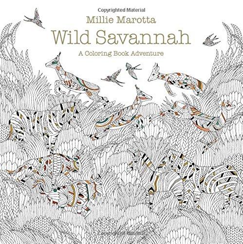 Savannah coloring #20, Download drawings