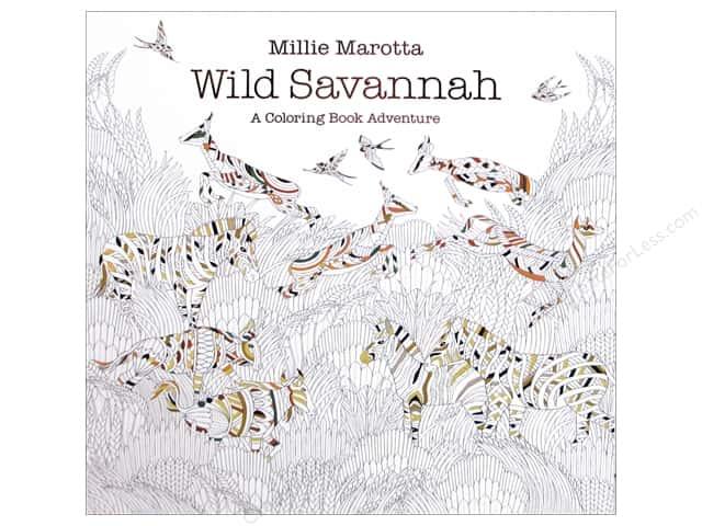 Savannah coloring #7, Download drawings
