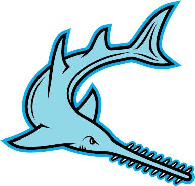 Sawfish clipart #4, Download drawings