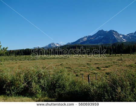Sawtooth National Recreation Area clipart #9, Download drawings