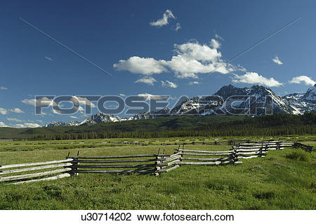 Sawtooth National Recreation Area clipart #7, Download drawings