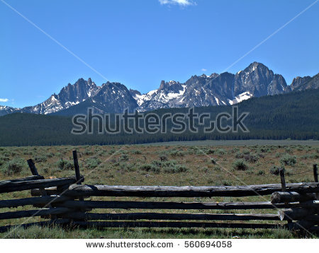 Sawtooth National Recreation Area clipart #13, Download drawings