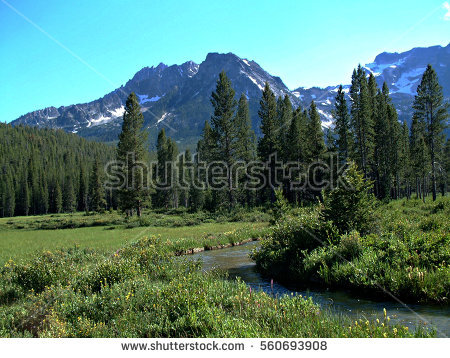Sawtooth National Recreation Area clipart #11, Download drawings
