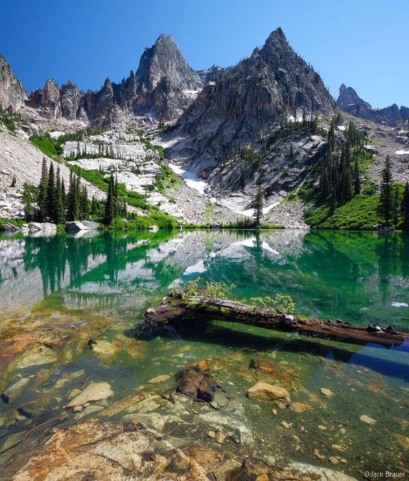 Sawtooth National Recreation Area coloring #4, Download drawings