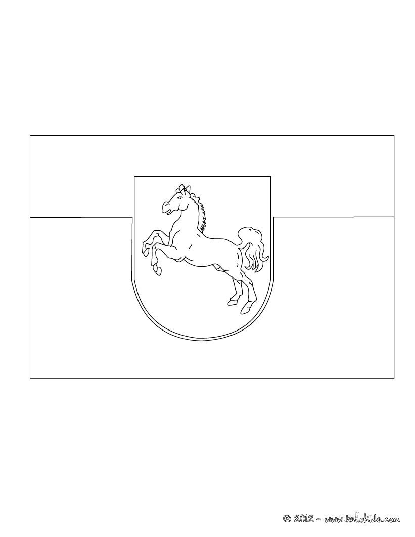 Saxony coloring #3, Download drawings