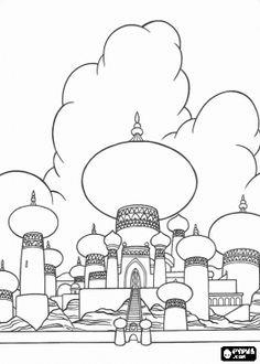 Saxony coloring #9, Download drawings