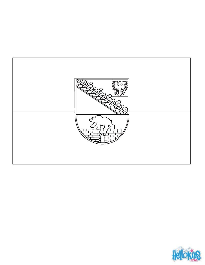 Saxony coloring #6, Download drawings