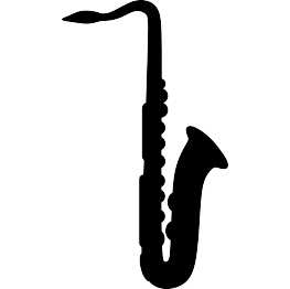 saxophone svg #646, Download drawings