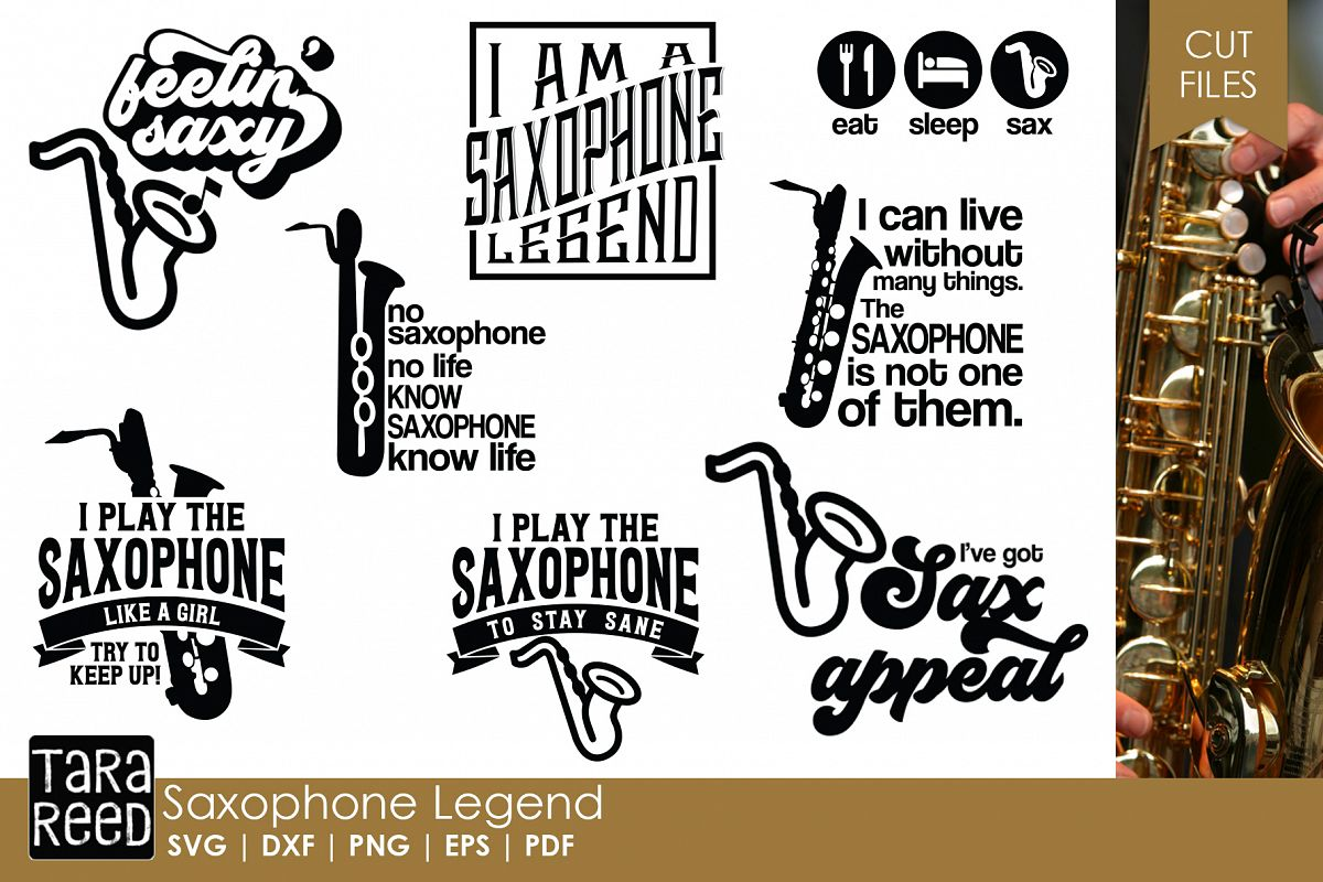saxophone svg #640, Download drawings