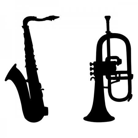 saxophone svg #642, Download drawings