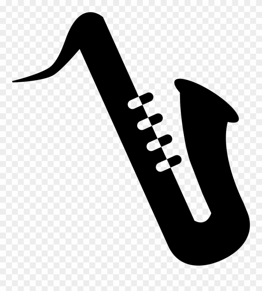 saxophone svg #639, Download drawings