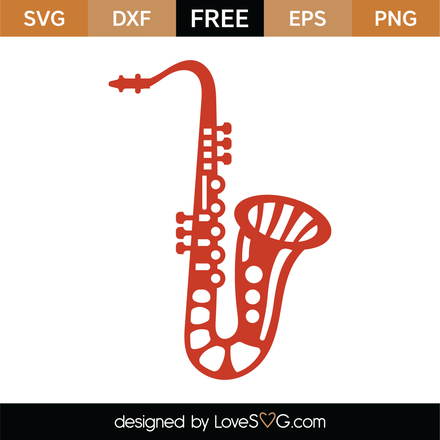 saxophone svg #638, Download drawings