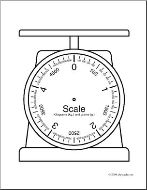 Scale coloring #18, Download drawings