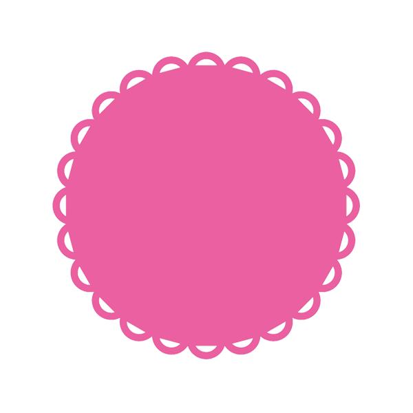 scalloped circle svg #567, Download drawings