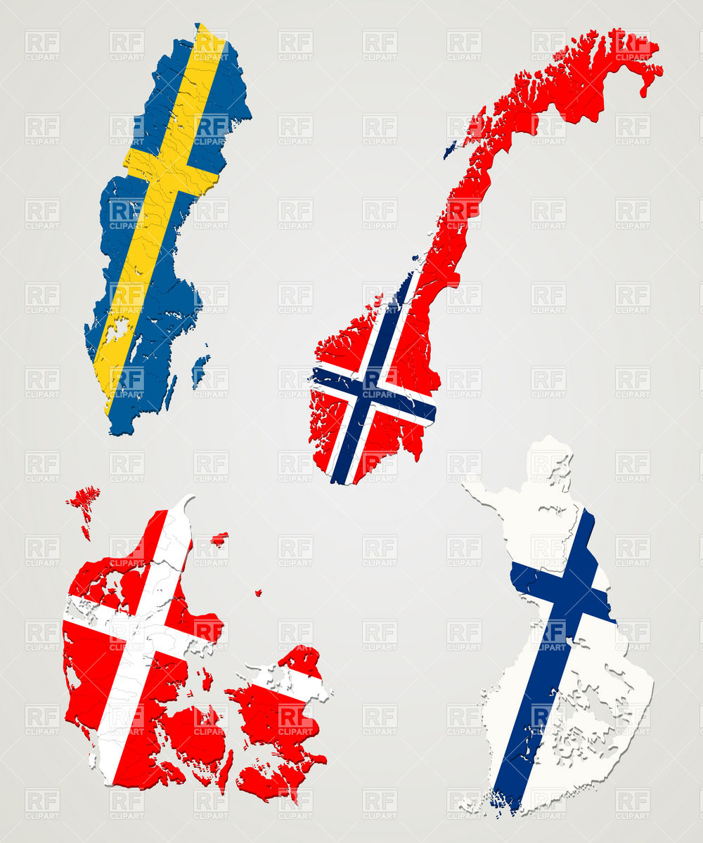 Scandinavia clipart #6, Download drawings