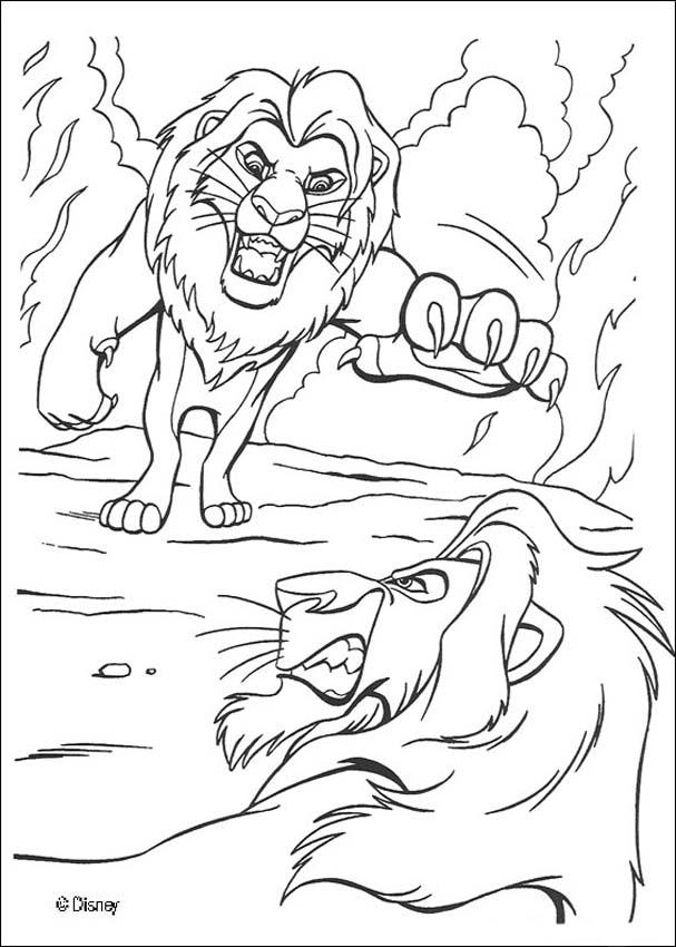 Scar coloring #10, Download drawings