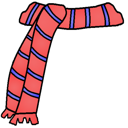 Scarf clipart #2, Download drawings