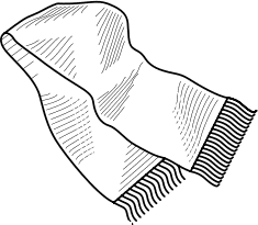 Scarf clipart #12, Download drawings