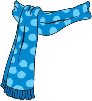 Scarf clipart #1, Download drawings
