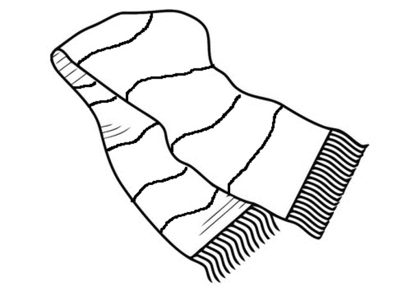 Scarf clipart #4, Download drawings