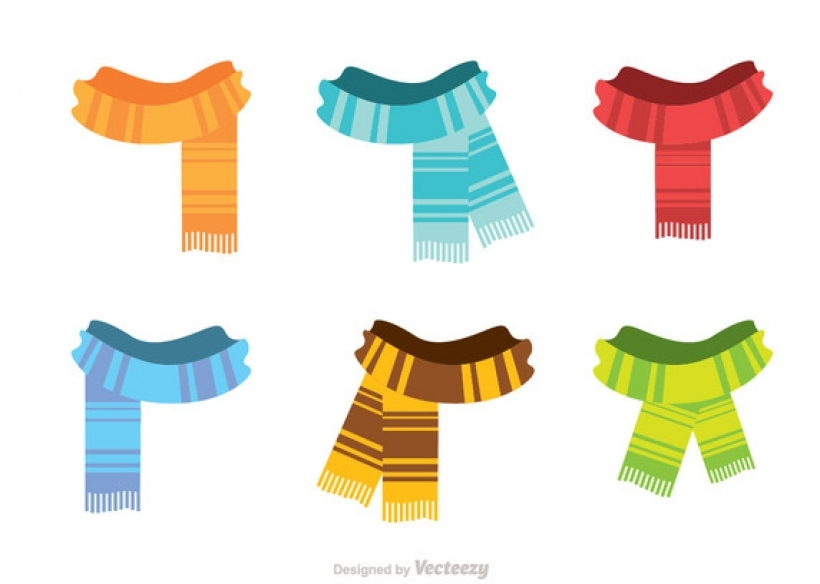 Scarf svg #20, Download drawings