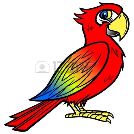 Scarlet Macaw clipart #12, Download drawings