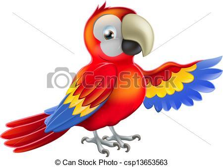 Scarlet Macaw clipart #6, Download drawings