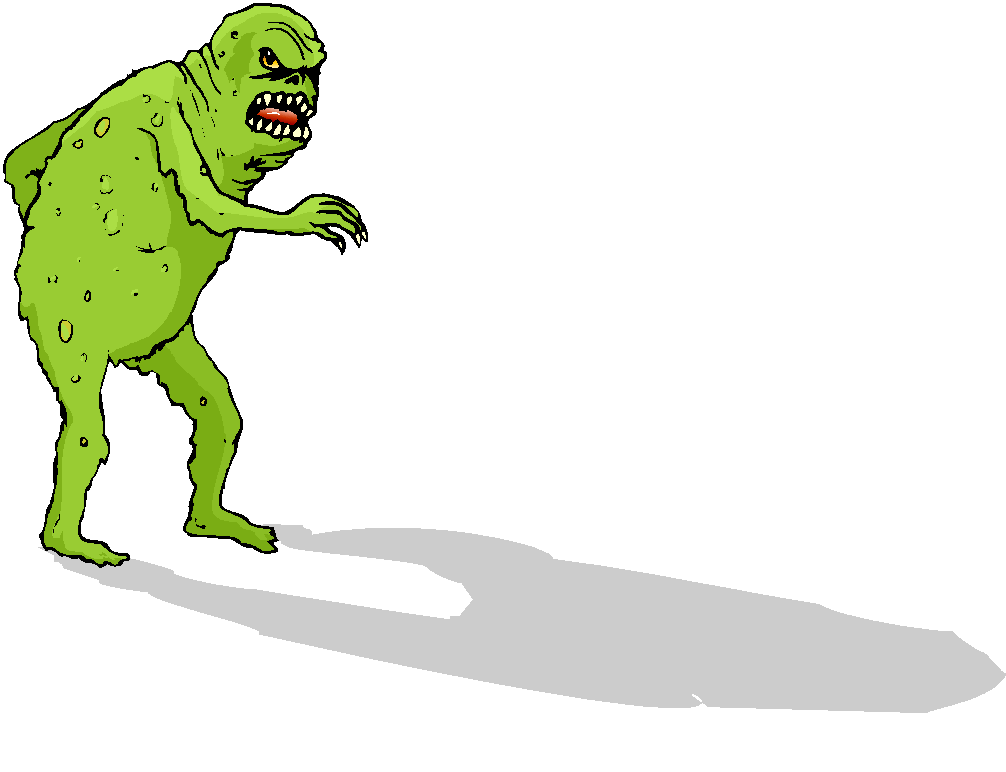 Scary clipart #4, Download drawings