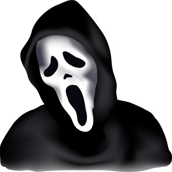 Scary clipart #9, Download drawings