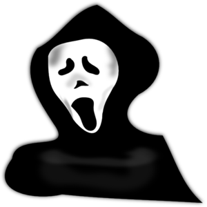 Scary clipart #7, Download drawings