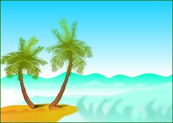 Scenery clipart #2, Download drawings