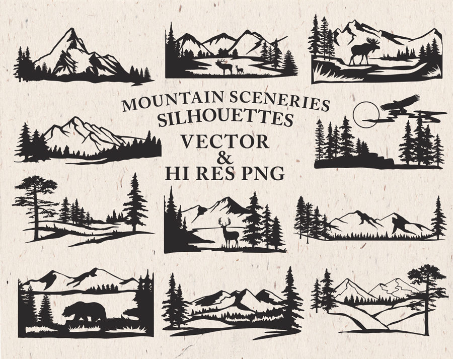 Blue Mountains svg #7, Download drawings