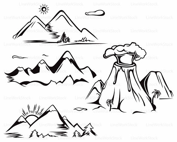 Scenery svg #9, Download drawings