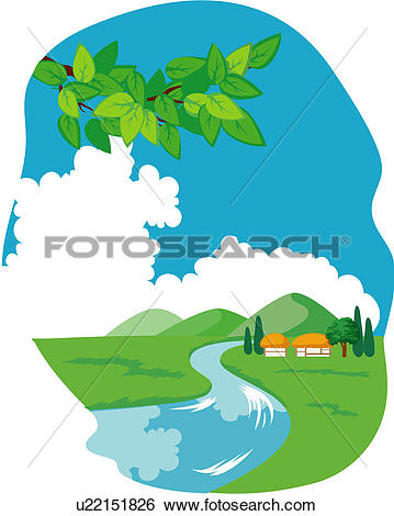 Scenic clipart #9, Download drawings