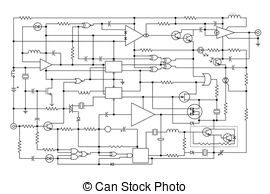 Schematics clipart #20, Download drawings