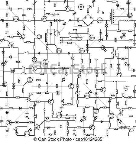 Schematics clipart #16, Download drawings