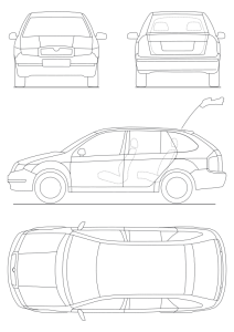 Schematics clipart #4, Download drawings