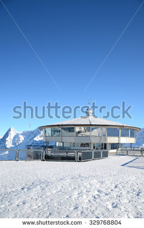 Schilthorn Mountain clipart #1, Download drawings