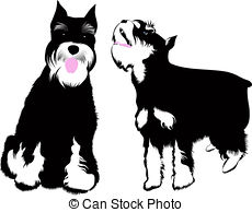 Schnauzer clipart #9, Download drawings