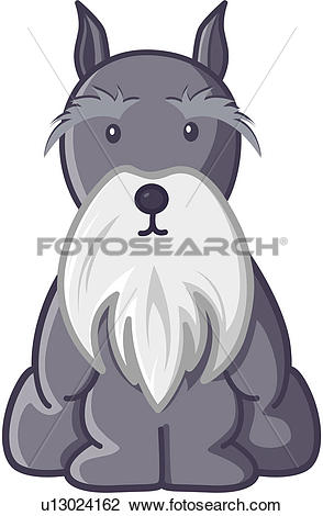 Schnauzer clipart #7, Download drawings
