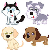 Schnauzer clipart #4, Download drawings