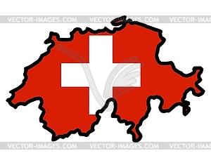 Schweiz clipart #2, Download drawings