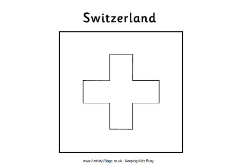 Schwitzerland coloring #20, Download drawings