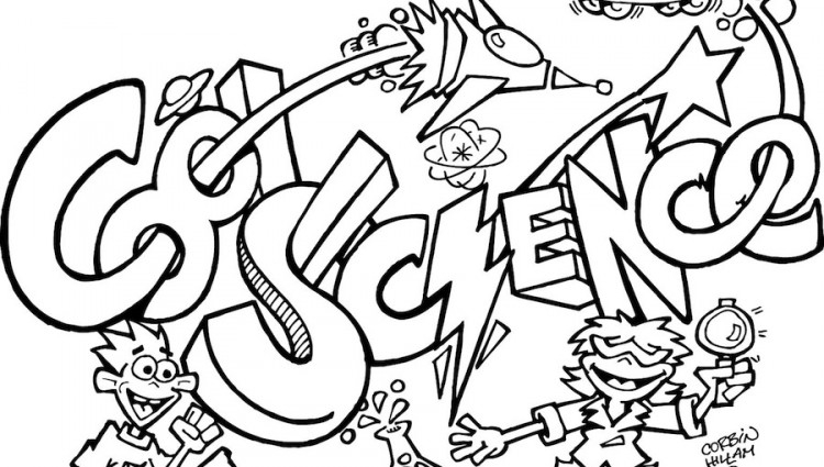 Science coloring #15, Download drawings