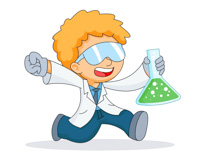 Scientific clipart #1, Download drawings