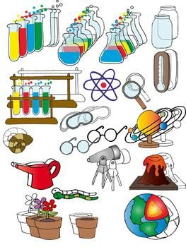 Scientific clipart #8, Download drawings