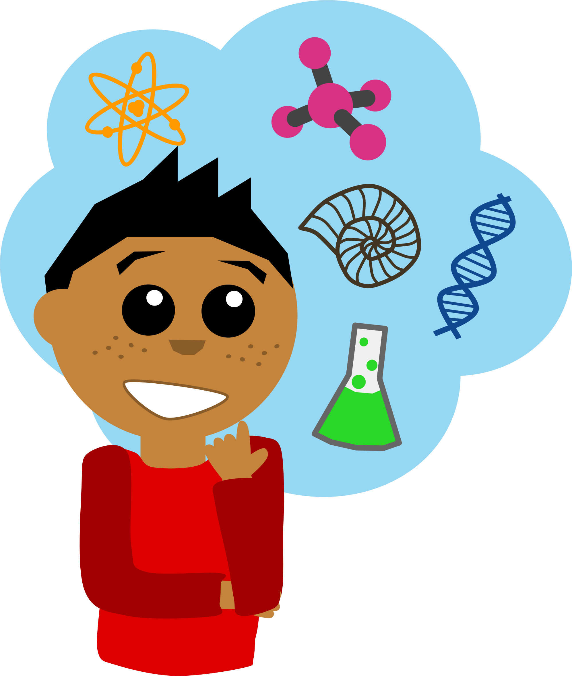 Scientific clipart #4, Download drawings